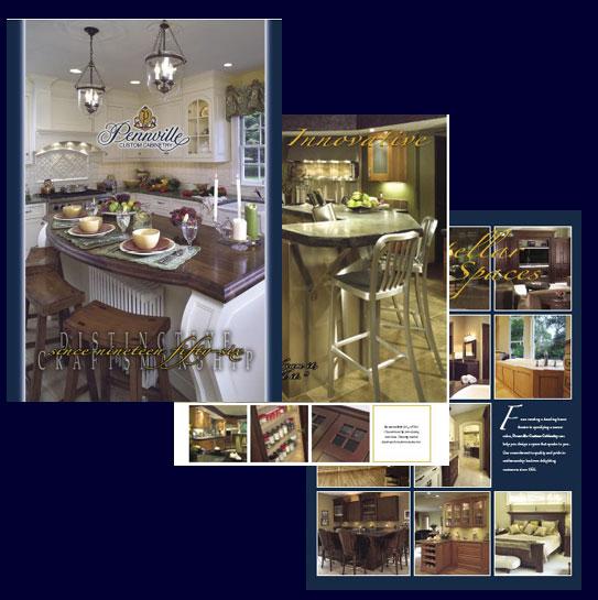 Pennville Custom Cabinets Brochure