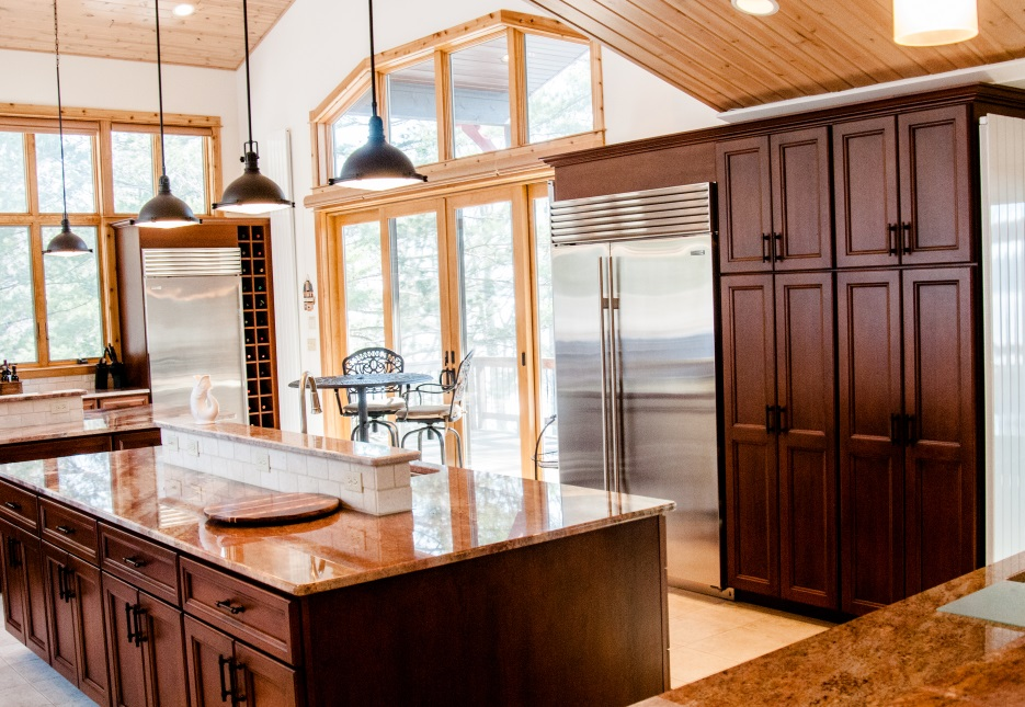 pennville custom cabinetry dreams come true kalamazoo mi