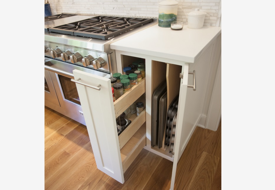 Kitchen Accessories for your Pennville Cabinets